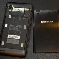 Lenovo P 780 Touch screen Android Втора употреба 5 инча 8 Mpx
