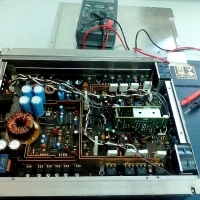 Ремонт на автомобилни аудио усилватели