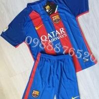 Детски футболни екипи Барселона от две части за сезон 2016/17