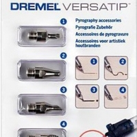 Комплект за пирография Dremel 204