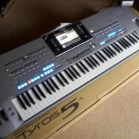 Yamaha Tyros5 76-ключов организатор Workstation