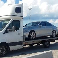 Превоз на автомобили от и за Европа