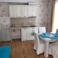 Несебър! Прекрасен двустаен апартамент в кв. Черно море, близо до Южния плаж!