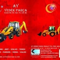 Ayyedekparca JCB spare parts 3cx &4cx