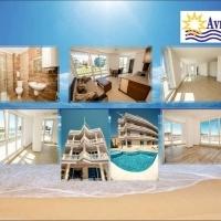 """Двустаен апартамент в Несебър, комплекс Аврора- на 35 м от плажа """" Потъналия кораб Аурелия"""""""