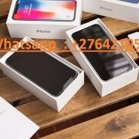 Apple iPhone X 64GB €420, iPhone X 256GB €480,iPhone 8 64GB €350, Samsung Galaxy S9 / S9+ 64GB €450