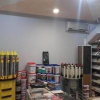 Предлагаме и полагаме различни видове декоративни бои и мазилки, латекс и много други продукти