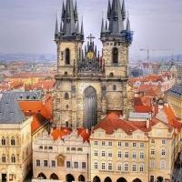Прага-градът на 100 кули