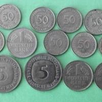 купувам немски дойче марки - на монети и на банкноти