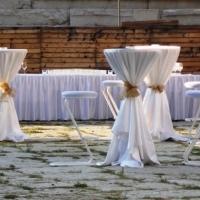 """Бар столове под наем от """"НОВА Кетъринг"""" за Вашето събитие!"""