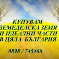 Купувам земеделска земя в област Видин