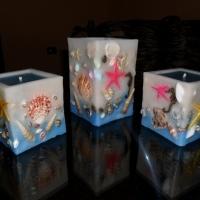 Ароматни свещи ръчна изработка