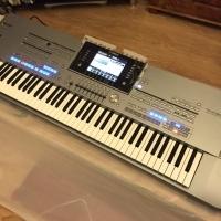 Yamaha Tyros5 76-ключов организатор Workstation