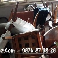 Изхвърляне и извозване на битови отпадъци за град София