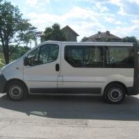 Евтини специализирани превози за групи до 8 човека