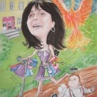 Рисуване на карикатури за вашето дете
