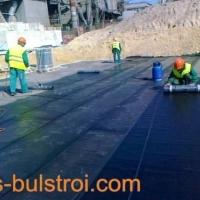 Ремонт на покриви, хидроизолации, PVC мембрани, безшевни улуци в цялата страна.