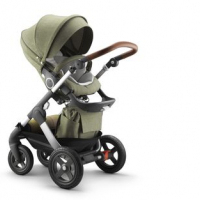 Stokke Trailz Stroller, exclusive edition - Nordic Green