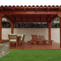 Ремонт на покриви и изграждане на навеси и дървени конструкции