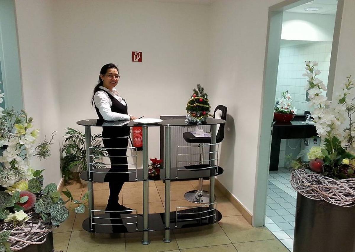 Работа в Германия за мъже и жени. Почистване на санитарни